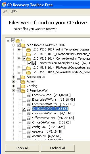 programa recuperar cd riscado