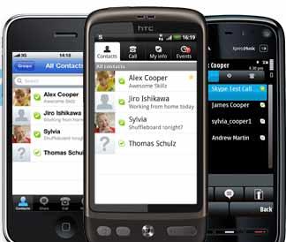 Skype Mobile -Ligacoes de GRACA pelo CELULAR pela Internet - VoIP para celulares