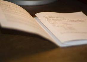 Livro Meia folha - Booklet