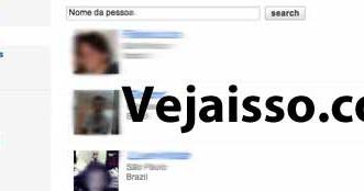 Como achar pessoas pelo nome no Orkut sem RG ou CPF - Rede social de brasileiros