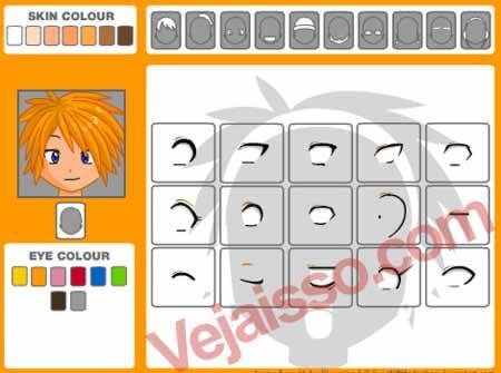 anime-face-maker-fazer-rosto-boneco-virtual-anime-avatar-anime-flash