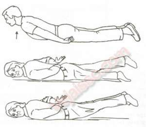 Exercicios para Dor Lombar - Aliviar Dores Lombares com alongamentos e exercicios simples em casa