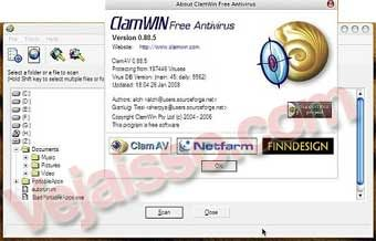 ClamWin Anti-vírus download completo Grátis