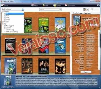 Melhor-programa-catalogar-Filmes-DVDs-download-DVD-filmes-colecao