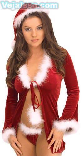 HoHoHo Feliz Natal SexyFemaleSanta