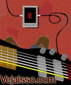 Afinar-violao-pelo-computador-Afinador-Online-de-Guitarra-e-Baixo