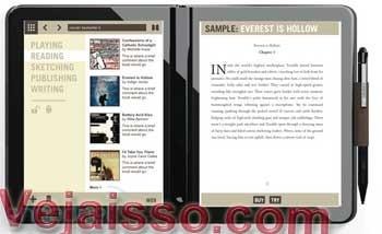 microsoft-courier-ereader-ebook-book-reader-leitor-eletronico-melhores-top-3