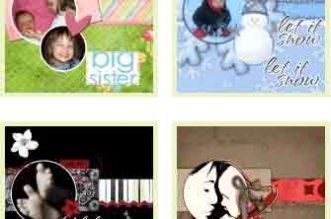 3 Sites para fazar Scrapbook Online com Curso - Scrap Books Digital Grátis