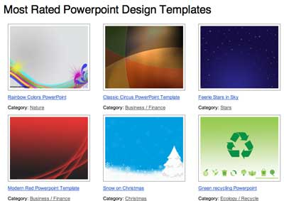 Baixar 1000 modelos de Power Point GRATIS - Melhores Templates para Download