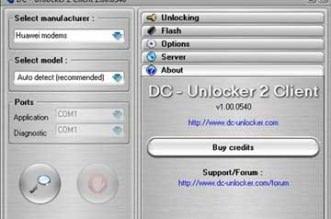 programa para desbloquear modem zte mf110