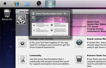 Transformar Windows 7 em Mac ao baixar Tema e Skin do Mac OS X