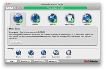 BitDefender antivirus para Mac Macbook iMac e toda linha Apple para quem chegou do Windows