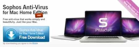 Sophos AntiVirus - Um dos melhores anti vírus para Mac, iMac e Macbook grátis!