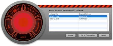 Panda Antivirus para Mac - Anti Virus voltado para proteção de banco e internet