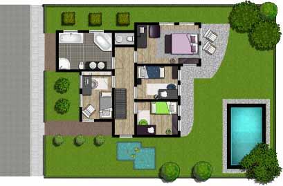 Desenhar planta da casa GRÁTIS - Criar desenho, Casas e Construir