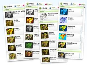Edições nas suas fotografias, com efeitos simples a partir de um clique