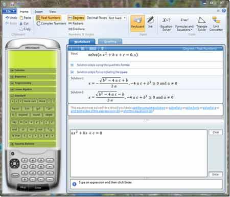 Melhor programa para resolver equações matemáticas GRÁTIS - Gráficos Científicos