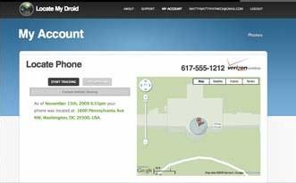 APP localizar seu celular Android por GPS GRATIS - Rastreador anti ladrão para Android