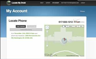 APP localizar seu celular Android por GPS GRATIS - Rastreador anti ladr�o para Android
