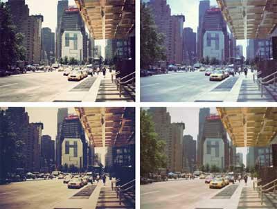 40 filtros para aplicar nas fotos online - fotografias sépia , preto e branco