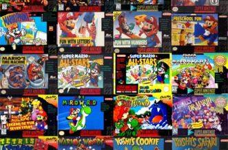 Baixar Top 25 melhores jogos de SNES Roms Para emulador e celular e tablet - Super Nintendo