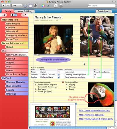 Baixar melhor programa para anotações de aulas Mac igual OneNote Grátis