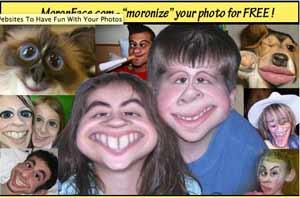 Criador de fotos distorcidas em olho de peixe igual Photo Booth do Mac