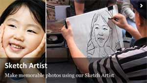 Efeito Sketch Artist online gratis com esse editor de fotos