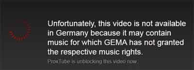 Assistir videos bloqueados do Youtube - Entrar Youtube bloqueado país