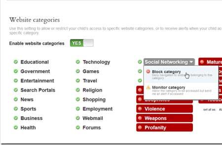 Baixar programa Monitorar PC e Internet - Monitor PC Bloquear sites