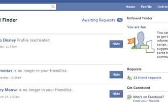 Como saber quem me bloqueou no Facebook - Descobrir se foi bloqueado