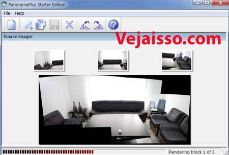 Fotos Panorâmicas - Baixar Programa de fotos fazer montagem de fotografias panorâmicas