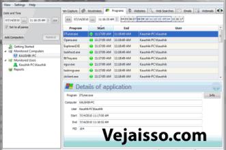 Programa Espião grátis - Software monitorar PC, monitor computador