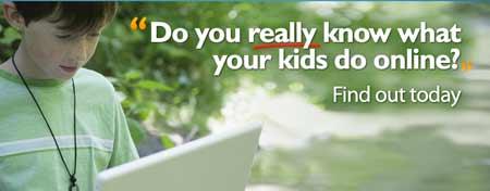 Você sabe o que seu filho faz na internet - Descubra e monitorar grátis