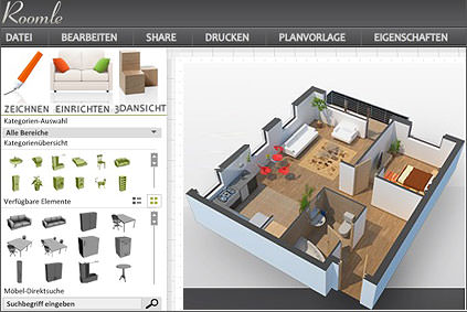 Como fazer planta de casa online em 3D, para construir e reformar