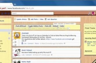 Como mudar o tema do Facebook - Baixar programa para trocar tema Face