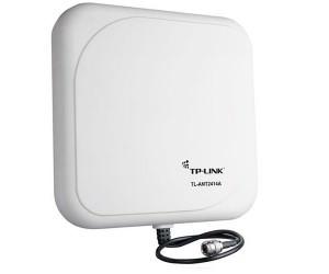 Exemplo de antena Direcional - Para onde voce apontar o sinal vai