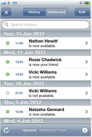 App para descobrir quem te excluiu no Facebook para iPhone