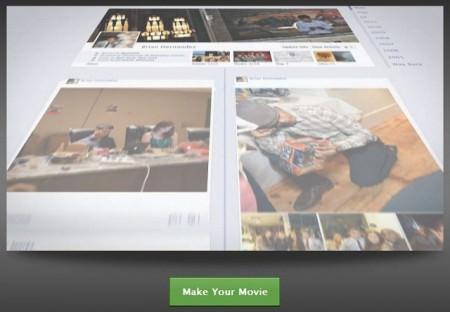 Como transformar seu Timeline do Facebook em vídeo Filme da sua vida