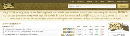 8 sites para procurar e baixar arquivos torrent na