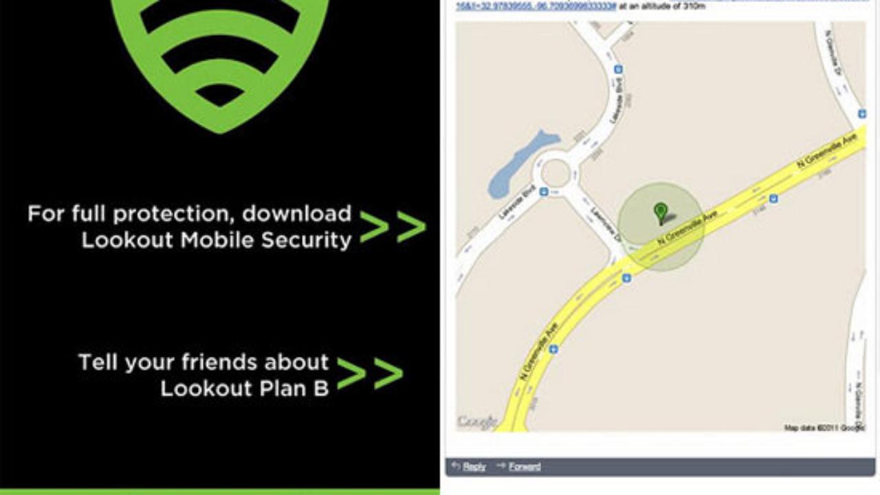 plano b rastreador de celular