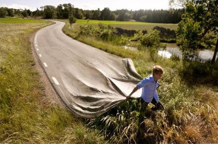 Erik Johannson - Desbravando estradas