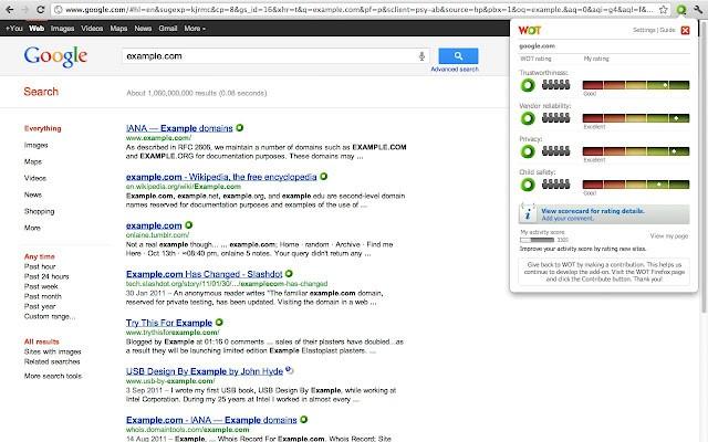 Plugins para navegador de internet Chrome e Firefox para evitar sites com vírus