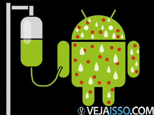 Absurdos 99,9% dos malwares criados para celular e tablet atualmente tem como alvo celulares e tablets Android. Você TEM QUE se proteger