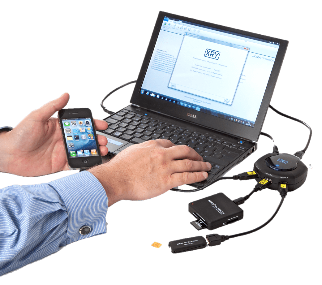 phone data recovery software