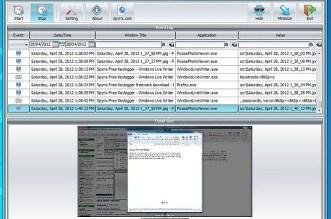 Baixar programa Keylogger - Gravar tudo o que é digitado e feito no PC