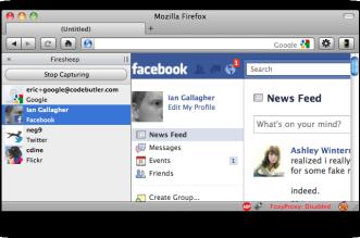 Baixar programa hackear Facebook Twitter via Wireless Wifi ou LAN