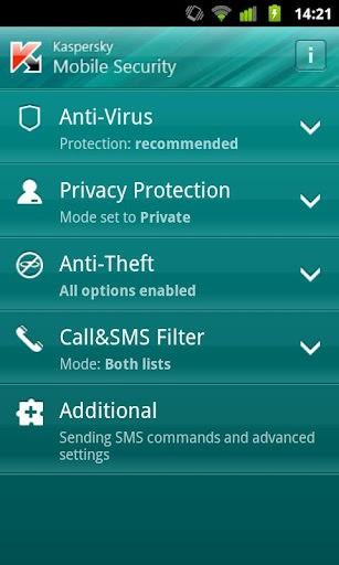 Características do melhor app antivírus para o sistema Android