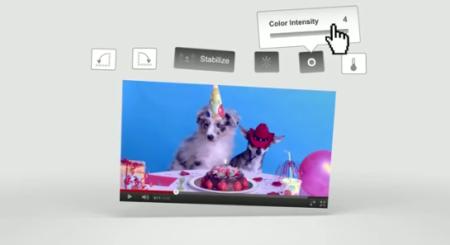 Editor de vídeo do Youtube com estabilizador e correção de cores para melhorar a qualidade do vídeo