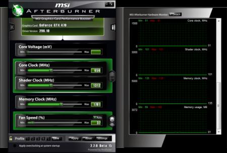 MSI Afterburner programa grátis para baixar e melhorar o barulho ventoinha